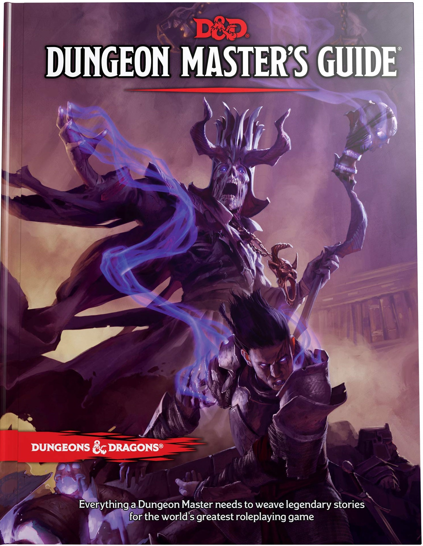 D&D RPG Dungeon Master's Guide