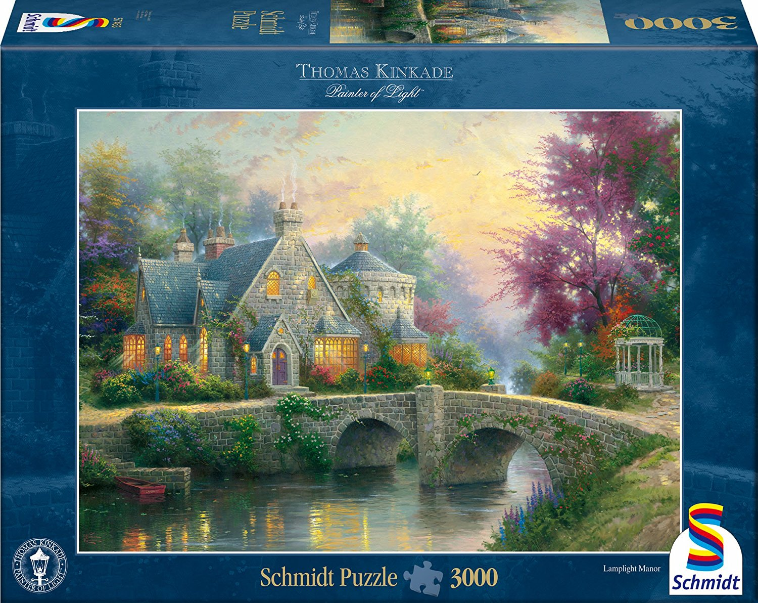 Puzzle Lamplight Manor