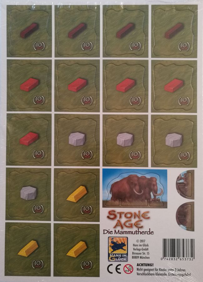 Stone Age: The Mammoth Herd expansion